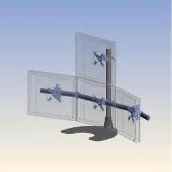 ergotech 100 d28 b13 heavy duty 1 3 led desk stand