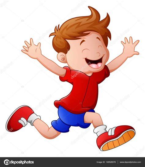 Imagenes Niños Corriendo | dibujos animados ni 241 o corriendo vector de stock