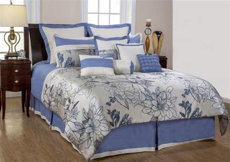 comforter sets with euro shams 8 pc bloom mega floral comforter set euro shams king bed