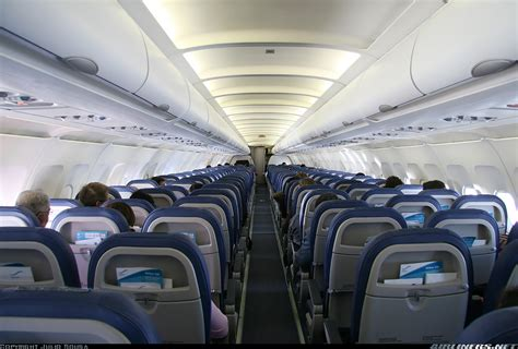 airbus a320 cabin airbus a320 211 clickair aviation photo 1151381