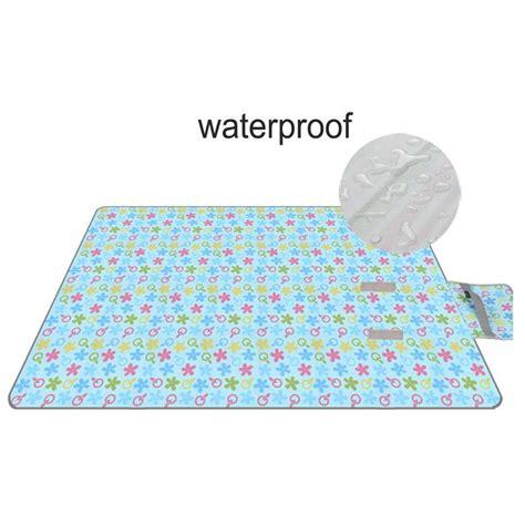 target picnic rug foldable wearproof cing mat waterproof outdoor picnic blanket target 175 x 145cm light