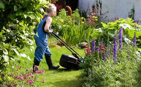 Is Working In The Garden by How To Start A Successful Gardening Business Careers