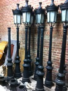 fashioned lights for sale single light cast iron outdoor l hsl65
