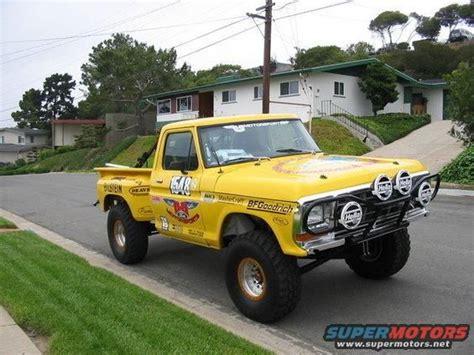 ford baja truck ford baja 1000 vintage race truck class 3