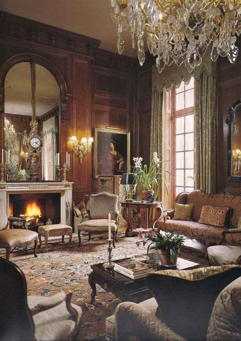 english cottage living room traditional living room beautiful paneling english style pinterest drawing