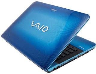 Harga Laptop Merk Sony Vaio Terbaru basmalah computer jakarta harga laptop sony terbaru