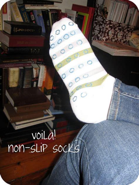 diy hospital socks 1000 ideas about non slip socks on deer