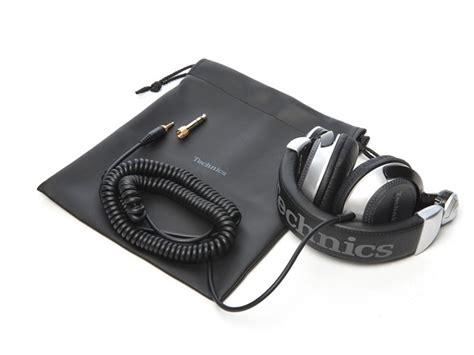 Headphone Technics Rp Dj1210 brand new technics rp dj1210 hi fi dj s headphones made in japan sealed ebay