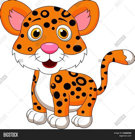 Imagenes De Un Jaguar En Caricatura | vector y foto dibujos animados de jaguar lindo bigstock