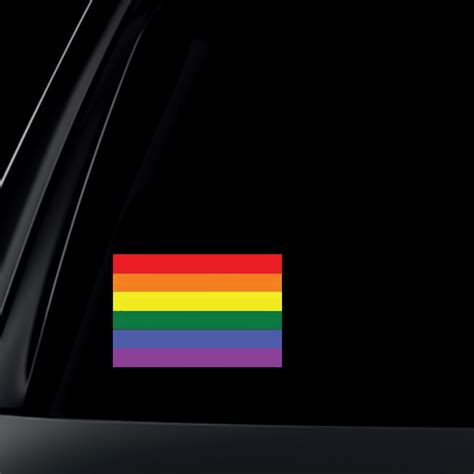 Pride Stickers For Cars