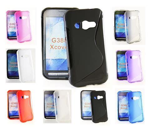 Handphone Samsung Galaxy Xcover 3 s line skal samsung galaxy xcover 3 sm g388f