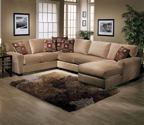 Rugs For Sectional Sofa Furniture Cool Sectional Couches Design With Rugs And Wooden Floor For Living Room Decor