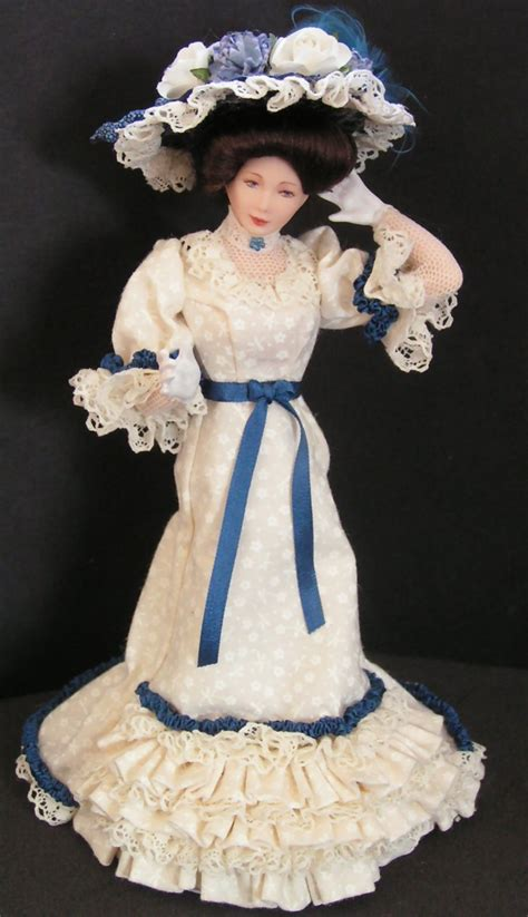 porcelain doll with edwardian porcelain doll by williams porcelain