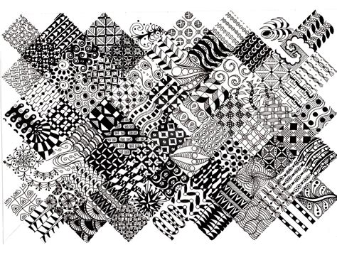 zentangle pattern gallery 1000 images about doodle zentangle on pinterest