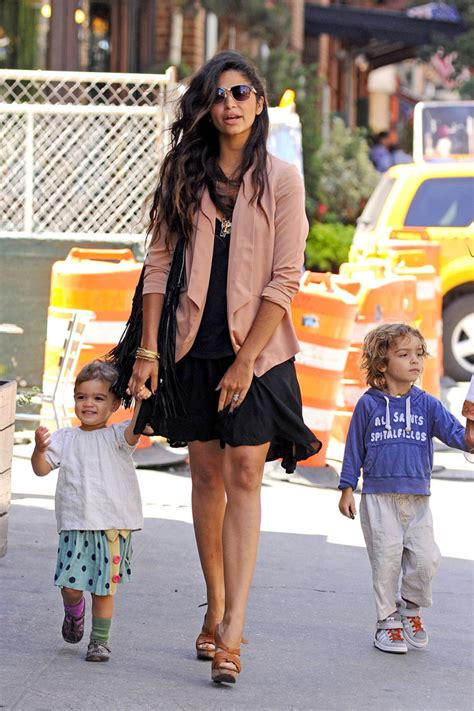 Matthew Mcconaughey Wears A Shirt While Working Outbig Bummer by Matthew Mcconaughey And Camila Alves In Nyc Zimbio