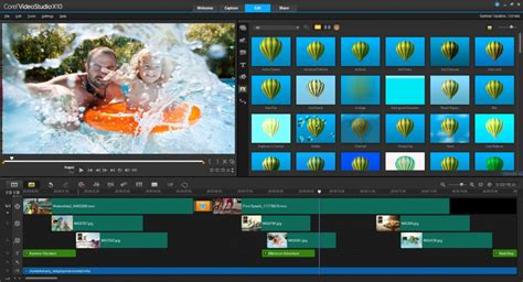 Award Winning Videostudio Pro X10 Lets You Easily Create Professional Videos Only 49 Corel Videostudio X10 Templates Free