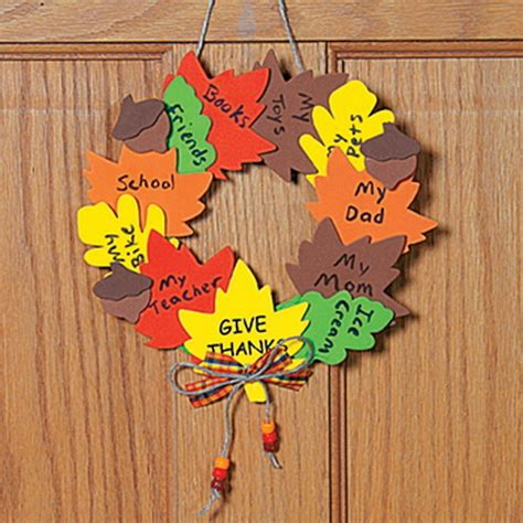 Thanksgiving Papercraft - 13 easy diy thanksgiving crafts for best