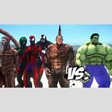 Rhino Spider Man Comics | 1280 x 720 jpeg 150kB