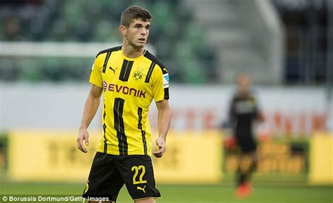 Christian pulisic is having a re think about his future and may leave