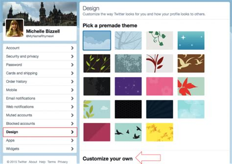 themes color in twitter can twitter improve your career creating a professional