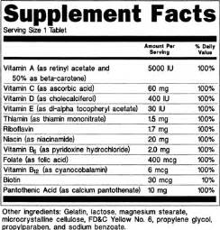 Fda Nutrition Facts Label Template by Dietary Supplement Labeling Guide Chapter Iv Nutrition