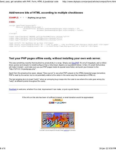 javascript pattern variables javascript value of a checkbox phpsourcecode net