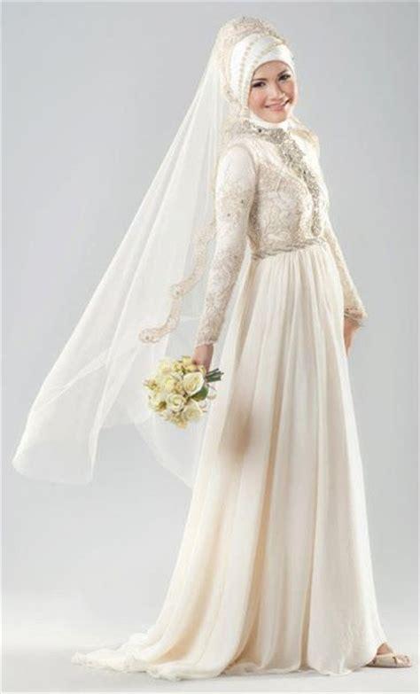 trend model baju pengantin muslim   memukau