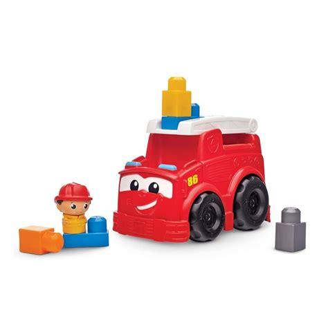 Mega Bloks Auto mes 233 s j 225 t 233 kok web 225 ruh 225 z mega bloks tűzolt 243 aut 243