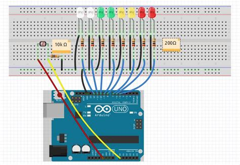 photoresistor definition arduino lesson photoresistor 171 osoyoo