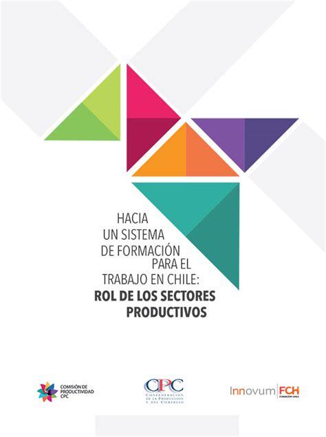 imagenes de caratulas para los informes cpc cpc y fundaci 243 n chile presentan el informe hacia un