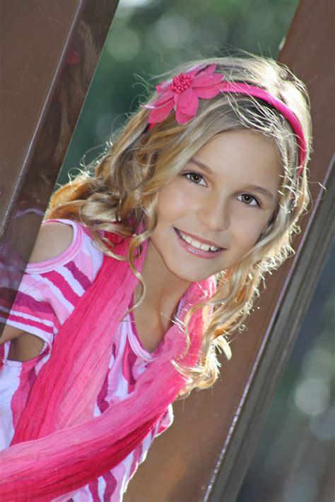 tween angel models reigan teen faces magazine