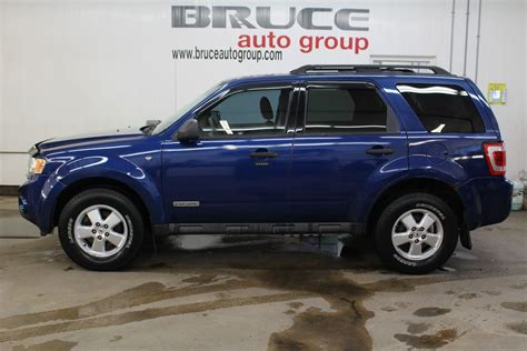 2008 Ford Escape Xlt by Used 2008 Ford Escape Xlt 3 0l 6cyl Awd In Middleton 0