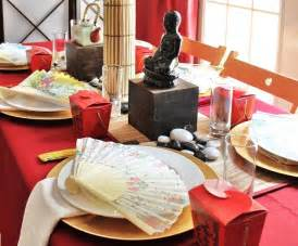 Japanese Themed Party Decorations - how to host an asian themed dinner party celebrations at home
