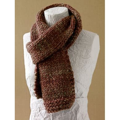 faux cable scarf in lion brand wool ease thick quick basic scarf in lion brand wool ease thick quick l0411b