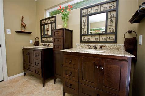 safari bathroom remodel traditional bathroom los