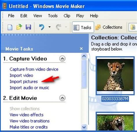 cara membuat video presentasi menggunakan movie maker cara membuat foto menjadi video menggunakan windows movie