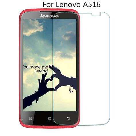 Anti Gores Screen Guard Tempered Glass Lenovo A516