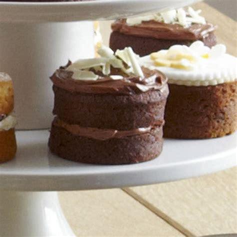 Mini Torten Rezepte by Mini Schokoladenkuchen Leckere Kuchenrezepte Lakeland De