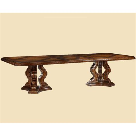 Marge Carson Dining Table Marge Carson Rvl21 Rivoli Dining Table Discount Furniture