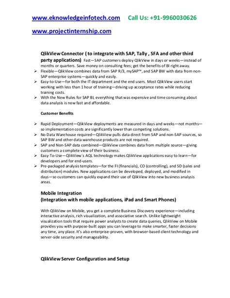 qlikview admin tutorial qlikview training course contents qlikview training in