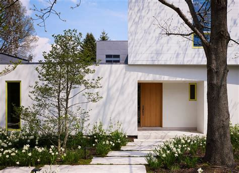entradas d entradas modernas de casas amazing puerta de with