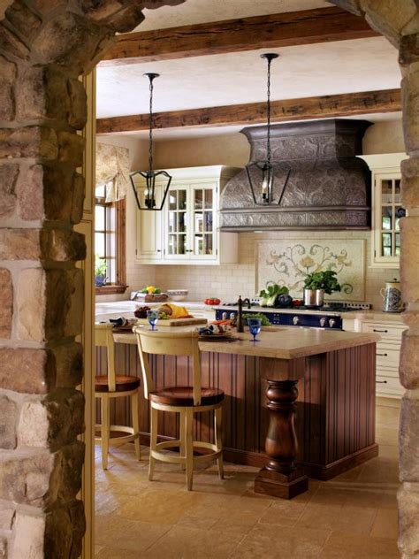 country kitchen range hoods photo page hgtv