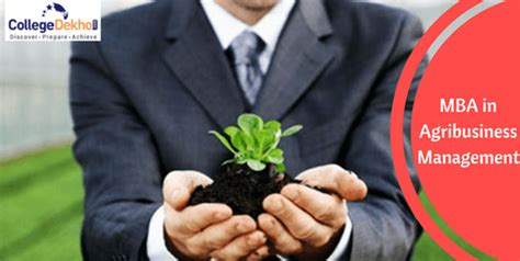 Mba Agribusiness Management by What Is The Scope Of An Mba In Agribusiness Management In