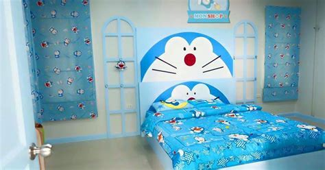 Variasi Sticker Kulkas 1 Pintu Motif Doraemon 1 harga stiker dinding untuk kamar stiker dinding murah