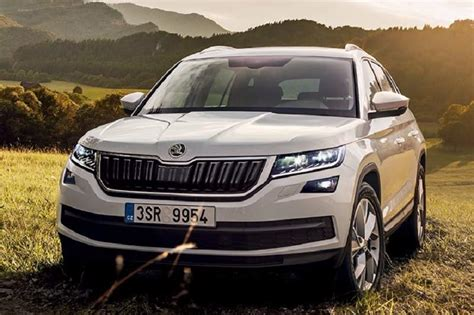 skoda car india price skoda kodiaq india price interior mileage