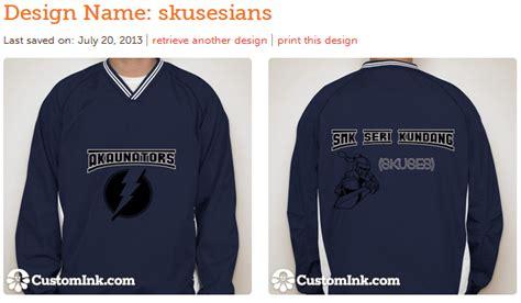 design baju kelas sains tulen enthusiastic rekaan baju kelas kami