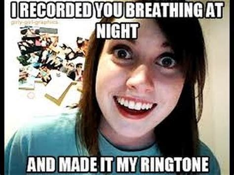 Crazy Gf Meme - overly attached girlfriend memes youtube