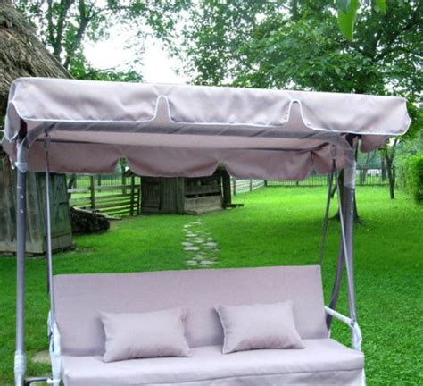 swing set canopy replacement brand new replacement swing set canopy cover top 66 quot x45
