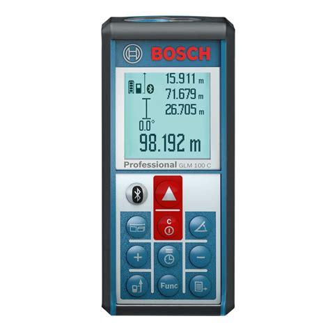 Professional Finder Bosch Glm100c Professional Laser Range Finder Glm 100 C