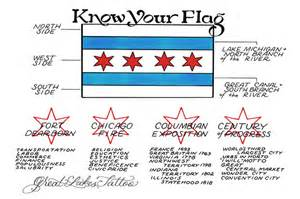 have a chicago flag tattoo one parlor is asking you to
